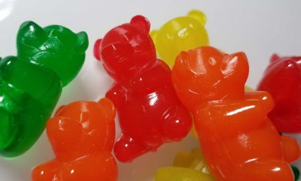 Made By Humans- Gummy Bear Erasers
