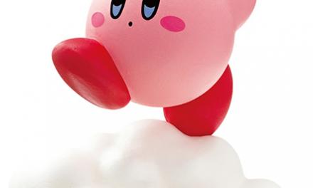 Re-Ment Kirby Eraser Figures