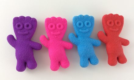 Where to Buy: Sour Patch Kids Erasers