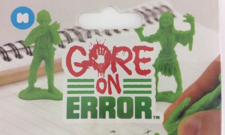 Gore on Error Erasers