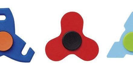 New Release: Kutsuwa Fidget Spinner Erasers