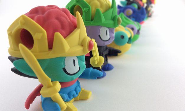 Bandai Zombie's Empire Erasers
