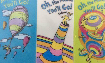 Geddes Dr. Seuss Erasers