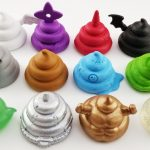 Re-Ment Poop Erasers Review